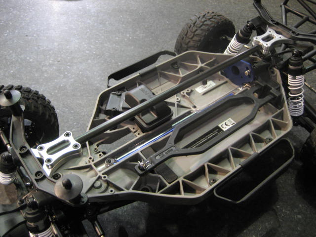 Body Brace For Slash 4x4 And Rally Axis Rc